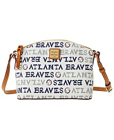 Atlanta Braves Suki Crossbody Purse