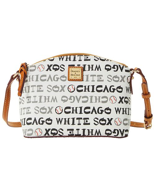 Dooney & Bourke Chicago White Sox Suki Crossbody Purse
