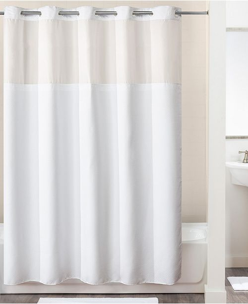 Hookless Montage Shower Curtain
