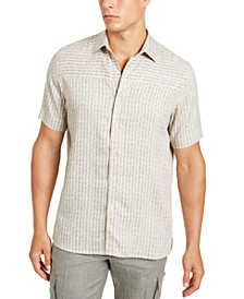 Men's Houndstile Woven Shirt