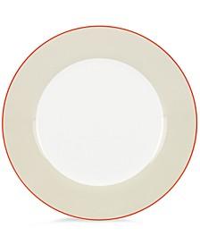 Dinnerware, Hopscotch Drive Taupe Dinner Plate