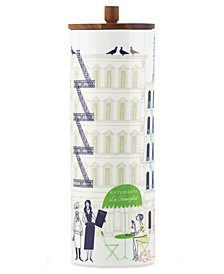 kate spade new york Dinnerware, About Town Small Canister