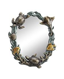 Home Sealife Wall Mirror