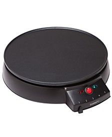 Griddle and Crepe Maker
