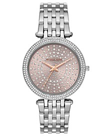 Women's Darci Stainless Steel Bracelet Watch 39mm