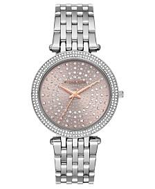 Michael Kors Women's Darci Stainless Steel Bracelet Watch 39mm