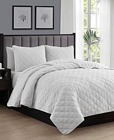 Oversize Lightweight Quilt Set - Twin/Twin XL