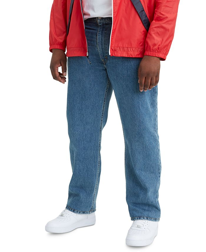Levi's - 505 Regular-Fit Black Jeans