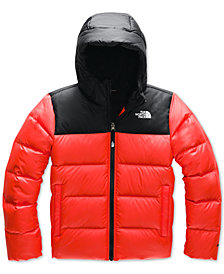 The North Face Little & Big Boys Moondoggy 2.0 Down Hooded Jacket