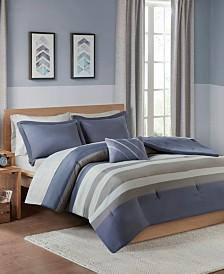 Intelligent Design Marsden 8-Pc. Complete Bed Set with Sheet Set
