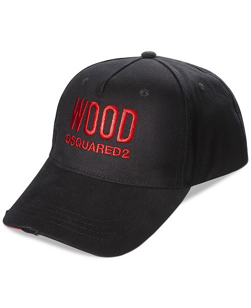 DSQUARED2 Receive a FREE Baseball Cap with any large spray purchase from the DSQUARED2 Men's Wood fragrance collection