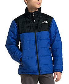 Little & Big Boys Reversible Mount Chimborazo Jacket