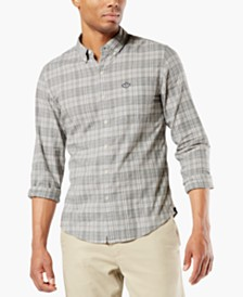 Dockers Men's Alpha Icon Slim-Fit Shirt