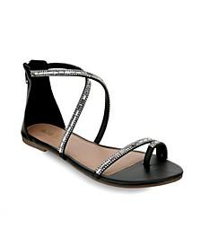 Richey Multi Rhinestone Sandals