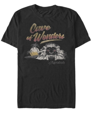 Live Action Cave Of Wonders Landscape Short Sleeve T-Shirt