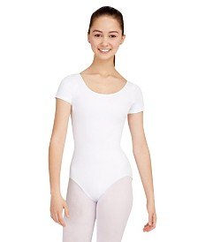 Capezio Short Sleeve Leotard