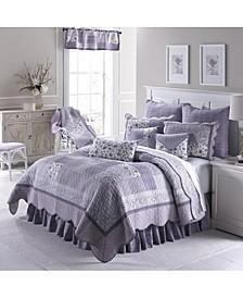 Lavender Rose Cotton Quilt Collection