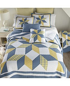 Sunny Star Cotton Quilt Collection