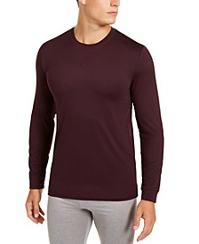 Men's Ultra Lux Long-Sleeve Sleep T-Shirt