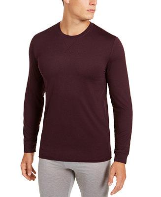 Men's Ultra Lux Long Sleeve Sleep T Shirt by General