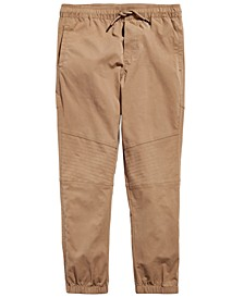 Big Boys Beartooth Stretch Moto Joggers