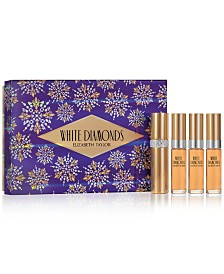 Elizabeth Taylor 4-Pc. White Diamonds Purse Spray Gift Set