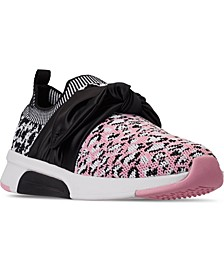 Girls' Modern Jogger - Wind N' Tied Casual Sneakers from Finish Line