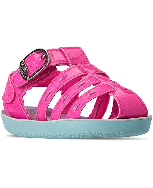 Skechers Toddler Girls Buttercups Shimmer Brights Fashion Sandals from Finish Line