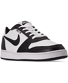 Nike Men's Ebernon Low Premium Casual Sneakers from Finish Line