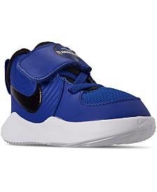 Nike Toddler Boys Team Hustle D 9 Basketball Sneakers from Finish Line