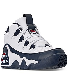 Boys Grant Hill 1 Mid Top Basketball Sneakers from Finish Line