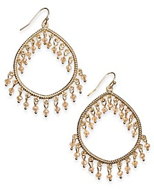 INC Gold-Tone Shaky Drop Earrings, Created For Macy's