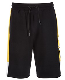 Men's Roy Logo Graphic Athletic Shorts