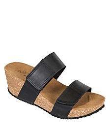 Autumn Wedge Sandals