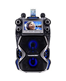 Karaoke USA Portable Professional CDG/Mp3G Player