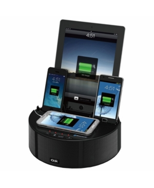 This Dok Universal Charger is where convenience meets technology and makes life even easier than ever before. It hosts the Alexa Voice Service Avs. Alexa can potentially connect hundreds of smart device applications to your voice commands.