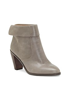 Women's Nycott Leather Booties