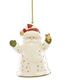 Lenox Santa Recordable Ornament