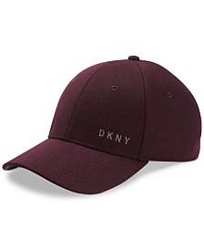 DKNY Men's Logo Baseball Cap