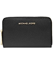 Michael Kors Black Purse With Silver Studs | Mount Mercy
