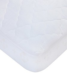 Quilted Waterproof Crib Mattress Pad
