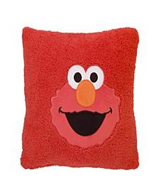 Elmo Super Soft Decorative Pillow
