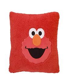 Sesame Street Elmo Super Soft Decorative Pillow
