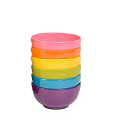 "6 Piece 4"" Mini Bowl Set"