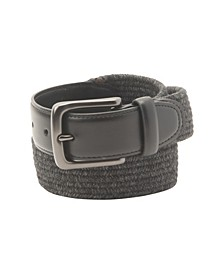 Stretch Fabric Casual Men's Belt