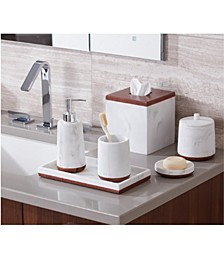 Eleganza Bath Accessory Collection