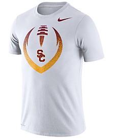Nike Men's USC Trojans Dri-Fit Cotton Icon T-Shirt