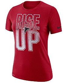 Nike Women's Atlanta Falcons Dri-FIT Local T-Shirt