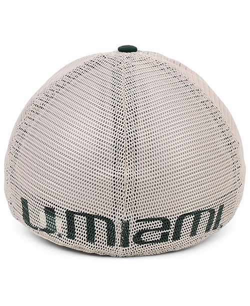 Macys Furniture Outlet Miami: '47 Brand Miami Hurricanes Stamper CLOSER Stretch Fitted
