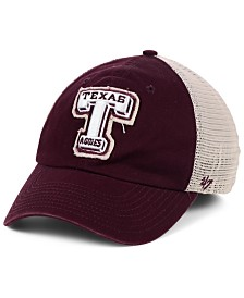 '47 Brand Texas A&M Aggies Stamper CLOSER Stretch Fitted Cap